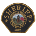 Jefferson County Sheriff's Office, Colorado