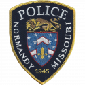 Normandy Police Department, Missouri