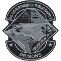 North Carolina Department of Public Safety - Division of Prisons, North Carolina