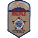 Oklahoma Department of Corrections, Oklahoma