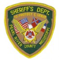 Pearl River County Sheriff's Department, Mississippi