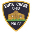 Rock Creek Police Department, Ohio