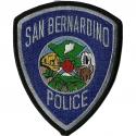 San Bernardino Police Department, California