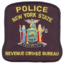 New York State Office of Tax Enforcement - Revenue Crimes Bureau, New York