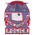 Sapulpa Police Department, Oklahoma