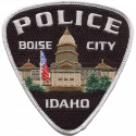Boise Police Department, Idaho