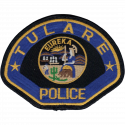 Tulare Police Department, California
