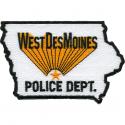 West Des Moines Police Department, Iowa