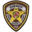 Prince George's County Sheriff's Office, Maryland