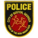 Boston Police Department, Georgia