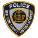 New York County District Attorney's Office, New York