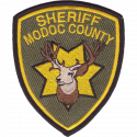 Modoc County Sheriff's Office, California