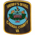 Carroll County Sheriff's Office, Virginia