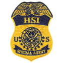 United States Department of Homeland Security - Immigration and Customs Enforcement - Homeland Security Investigations, U.S. Government