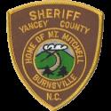 Yancey County Sheriff's Office, North Carolina