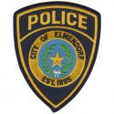 Elmendorf Police Department, Texas