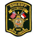 Union County Sheriff's Office, North Carolina