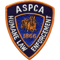 American Society for the Prevention of Cruelty to Animals Humane Law Enforcement, New York