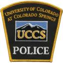 University of Colorado at Colorado Springs Police Department, Colorado