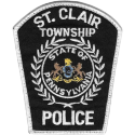 St. Clair Township Police Department, Pennsylvania