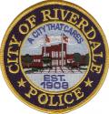 Riverdale Police Department, Georgia