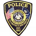 Winnsboro Police Department, Louisiana