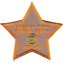 Fountain County Sheriff's Office, Indiana