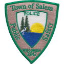 Town of Salem Department of Public Safety, Wisconsin
