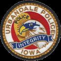 Urbandale Police Department, Iowa