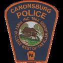 Canonsburg Borough Police Department, Pennsylvania