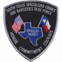 South Texas Specialized Crimes and Narcotics Task Force, Texas