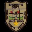 Rolette County Sheriff's Office, North Dakota