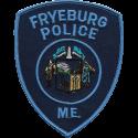 Fryeburg Police Department, Maine