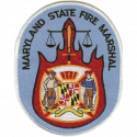 Maryland Office of the State Fire Marshal, Maryland