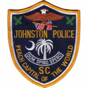 Johnston Police Department, South Carolina