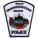 Clarkesville Police Department, Georgia
