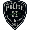 Herriman City Police Department, Utah