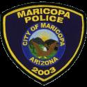 Maricopa Police Department, Arizona