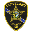 Cleveland County Sheriff's Office, North Carolina