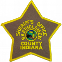 Bartholomew County Sheriff's Office, Indiana