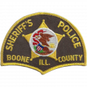 Boone County Sheriff's Office, Illinois