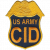 United States Army Criminal Investigation Division, US