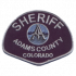 Adams County Sheriff's Office, Colorado