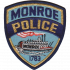 Monroe Police Department, Louisiana