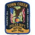 Town Creek Police Department, Alabama