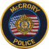 McCrory Police Department, Arkansas
